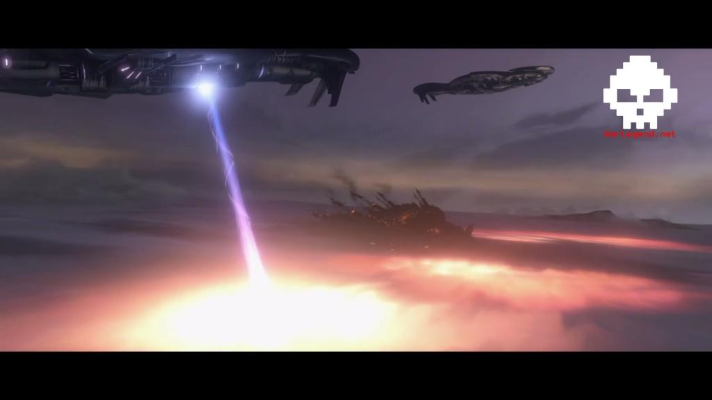 Halo 3 vitrification