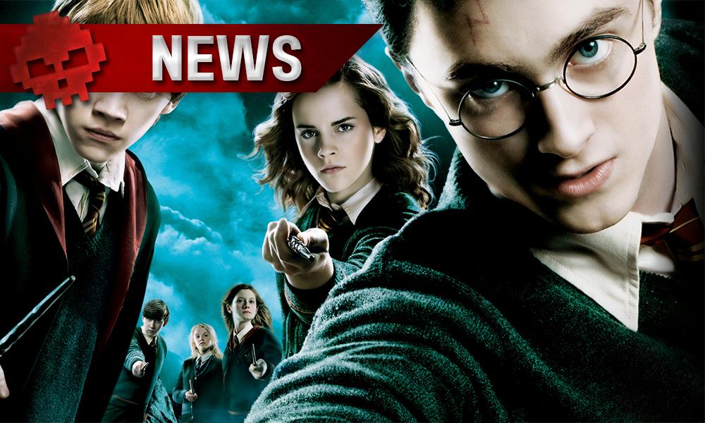 harry potter, ron et hermione bandeau news
