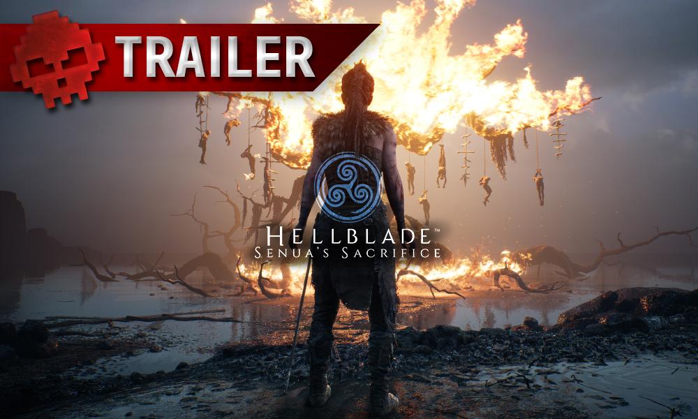 Hellblade Senua's Sacrifice : un trailer inédit et des détails sur la PS4 Pro