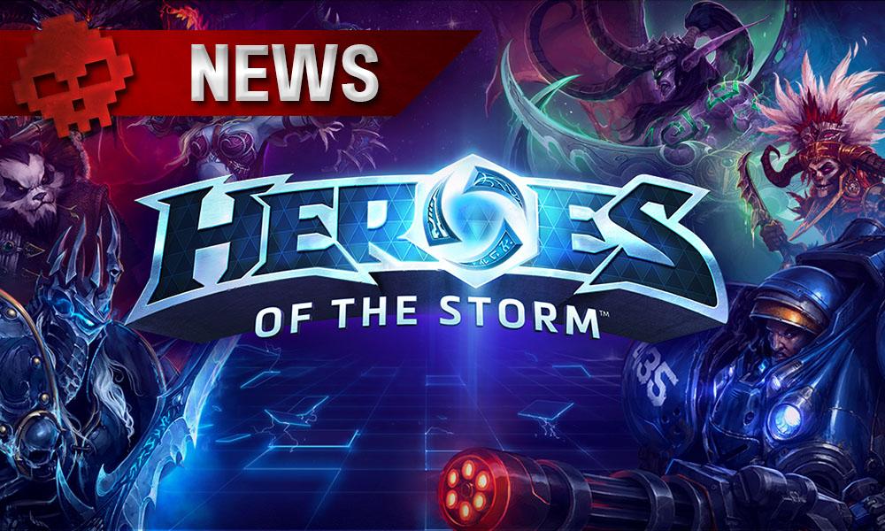 Heroes of the Storm - Découvrez le Snow Brawl - Logo