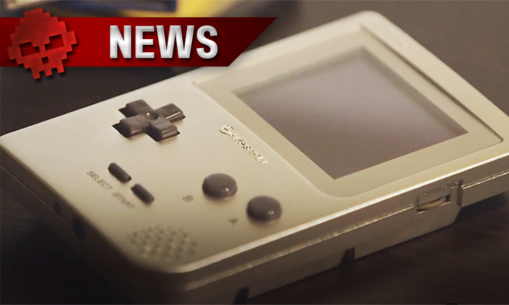 L'Ultra Game Boy d'Hyperkin