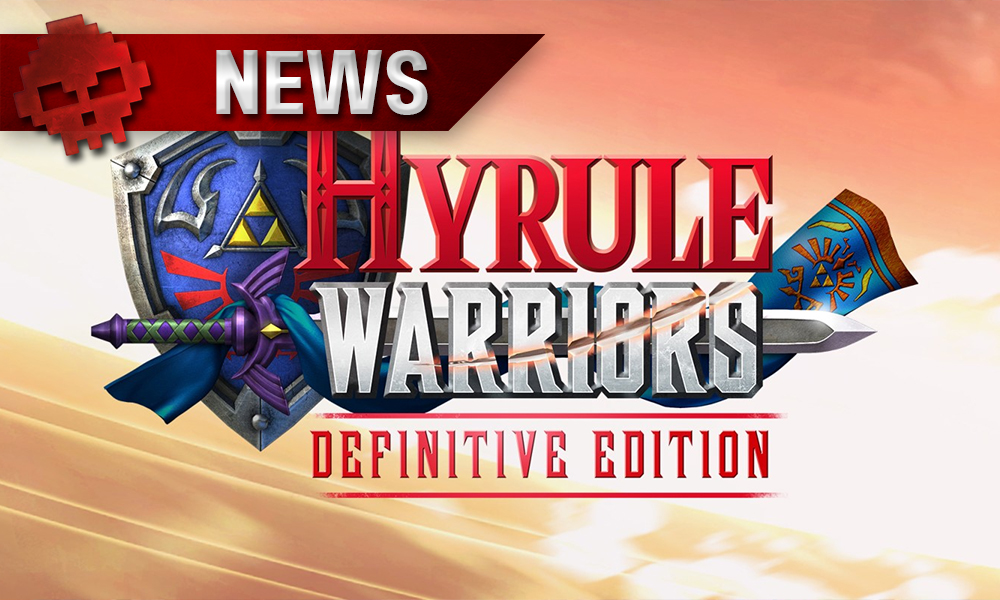 hyrule warriors definitive edition sur nintendo switch