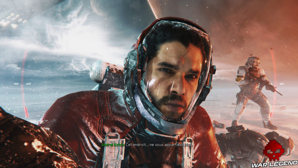 Test Call of Duty: Infinite Warfare kit harington