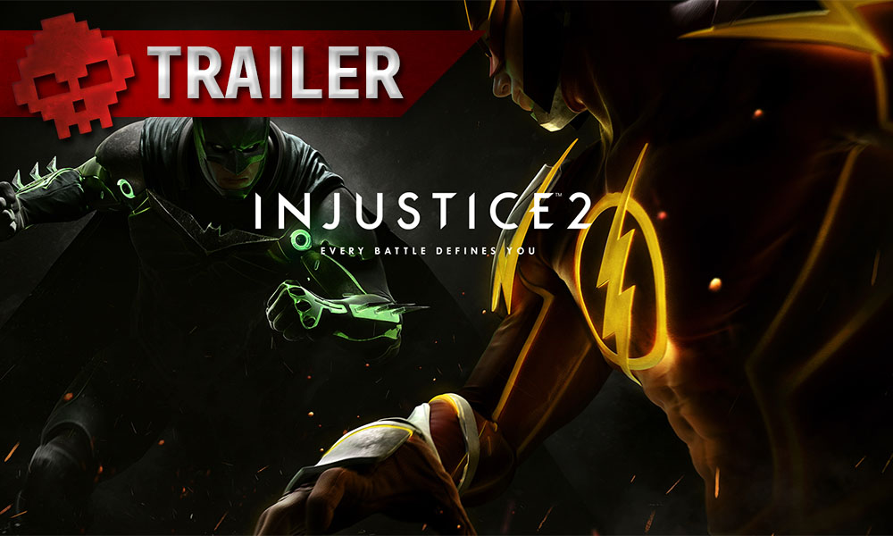 Injustice 2 - Un trailer de gameplay fait combattre Batman contre Robin Batman et Flash