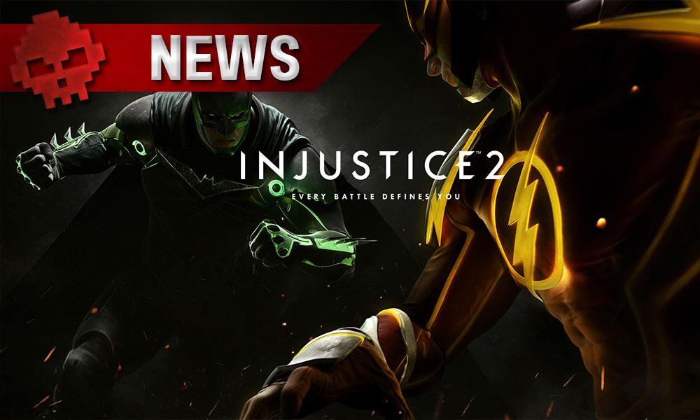 Injustice 2 - L'épouvantail lâche un gros gaz en vidéo