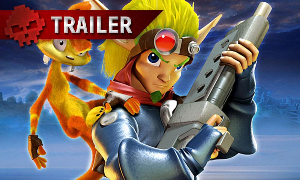 Jak and Daxter - Le duo de choc s'offre un trailer de retour sur la PS4