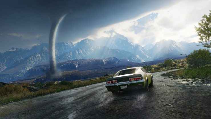 Just Cause 4 leak voiture
