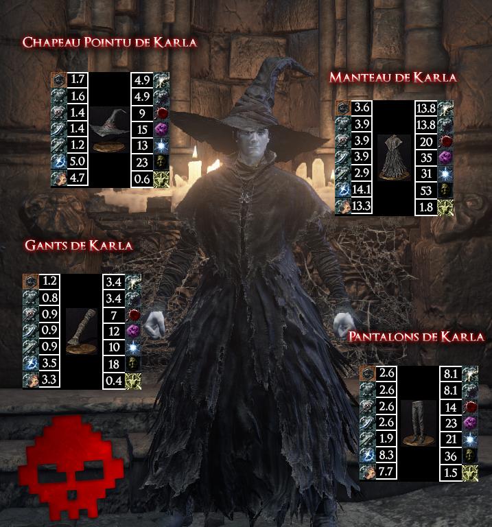 Karla Dark Souls III WAR LEGEND copie