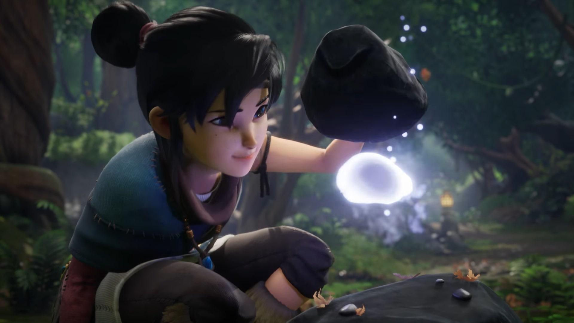 Kena: bridge of spirits screenshot trailer