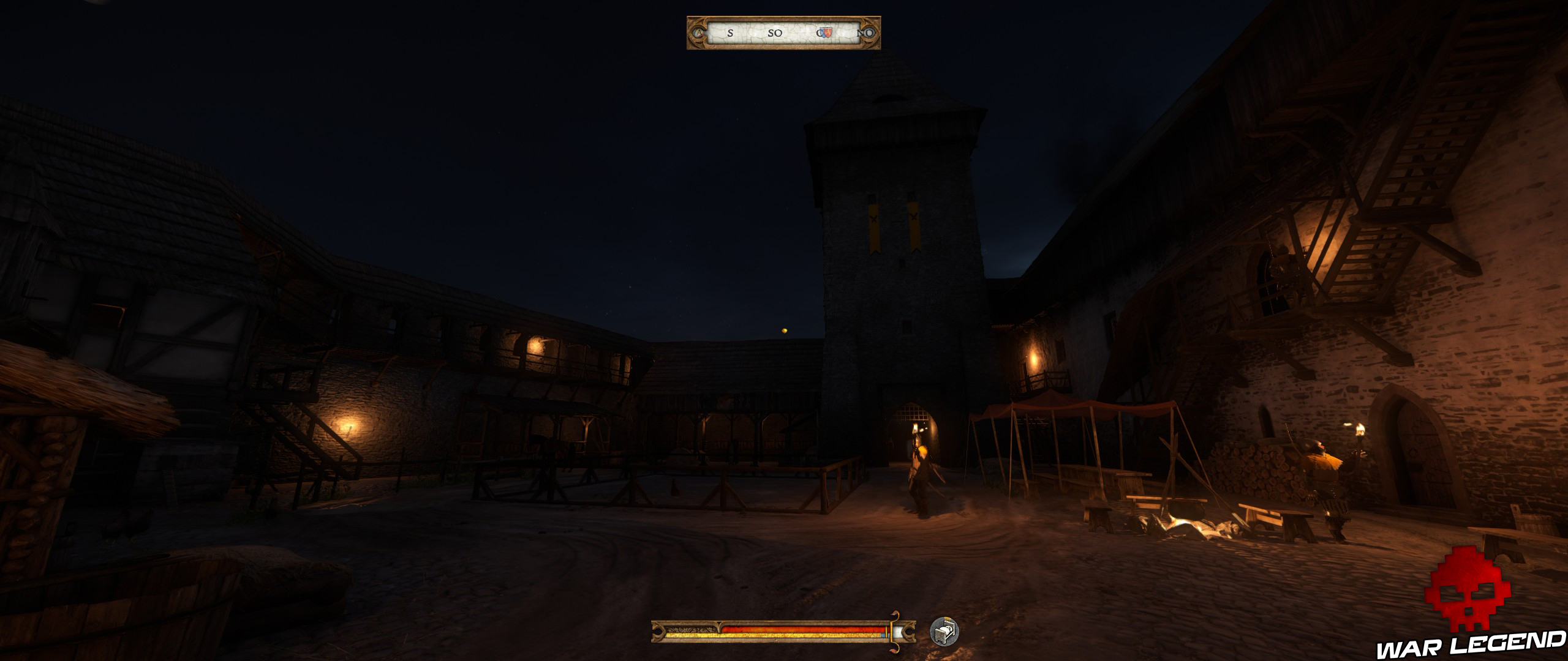 Kingdome come deliverance de nuit