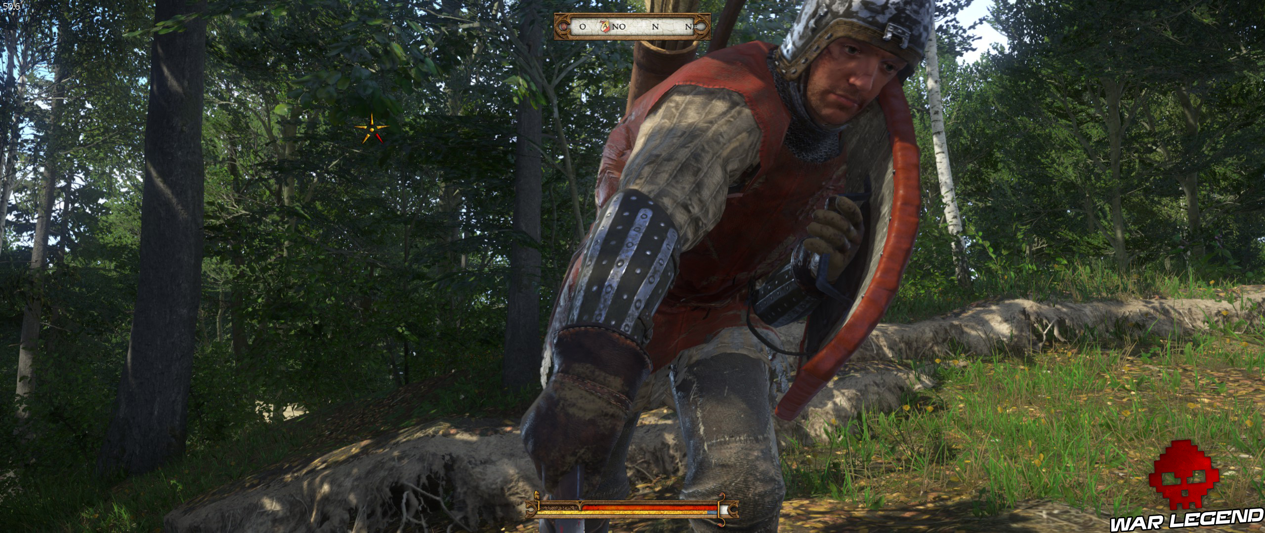 Kingdom come deliverance exécution