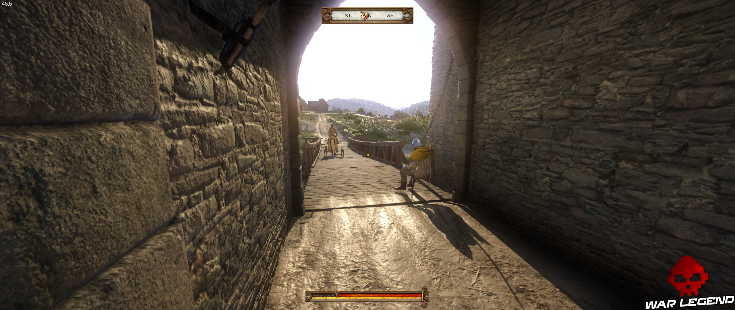 Kingdome Come Deliverance bug disparition d'objet