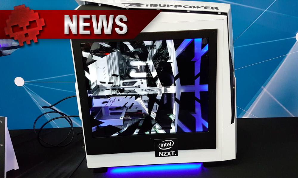 Un boîtier PC avec LCD transparent sortira en février image de la tour