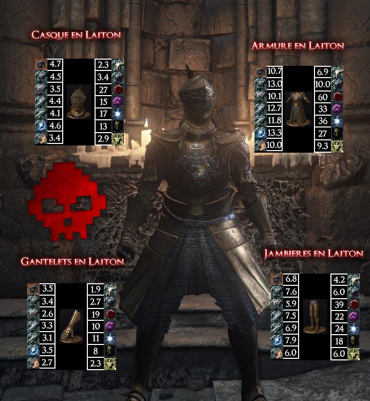 Laiton Dark Souls III WAR LEGEND