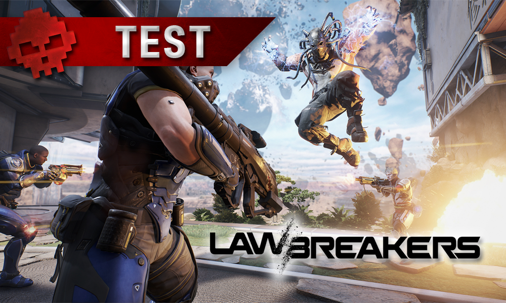 Test LawBreakers