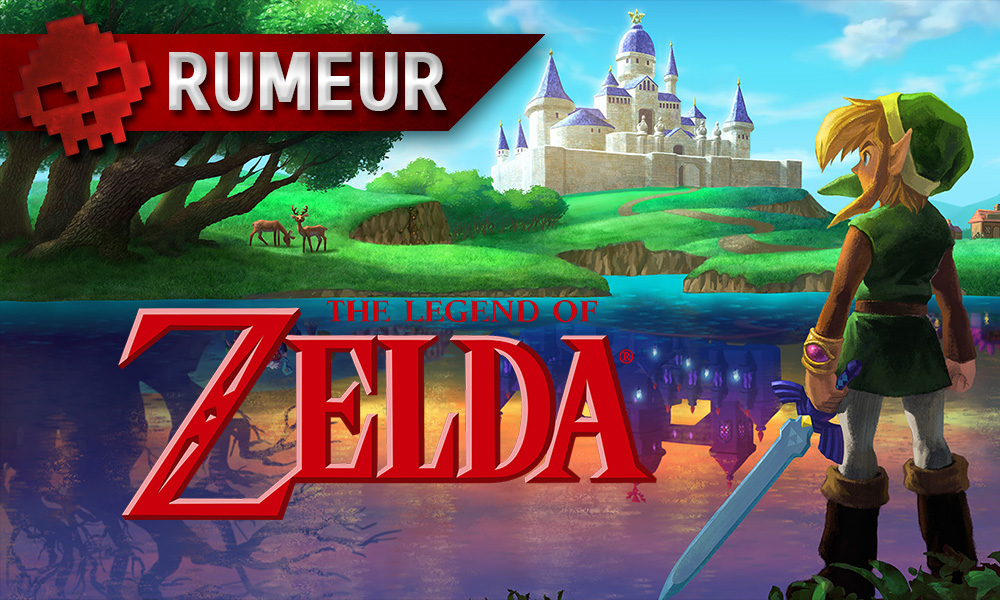 The Legend of Zelda - Un jeu mobile en approche ?