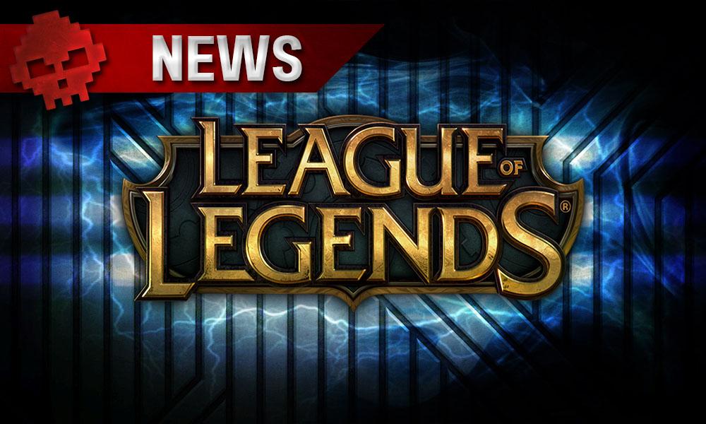 LoL - MLB rachète les droits de diffusion des compétitions - eSport Logo