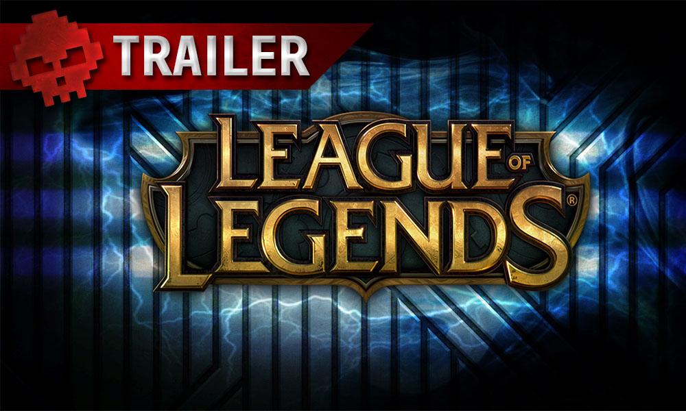 LoL - Le rework de Warwick teasé en vidéo Logo