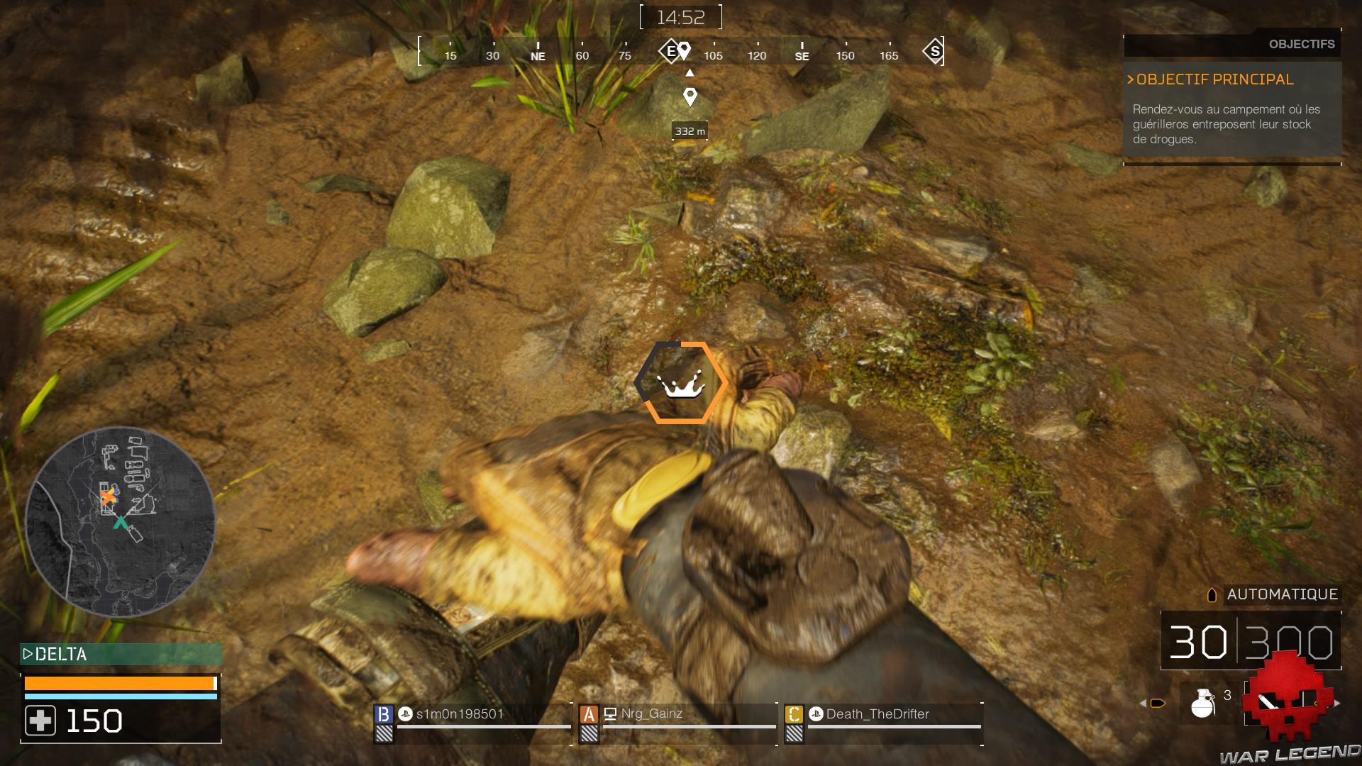 Predator hunting grounds image