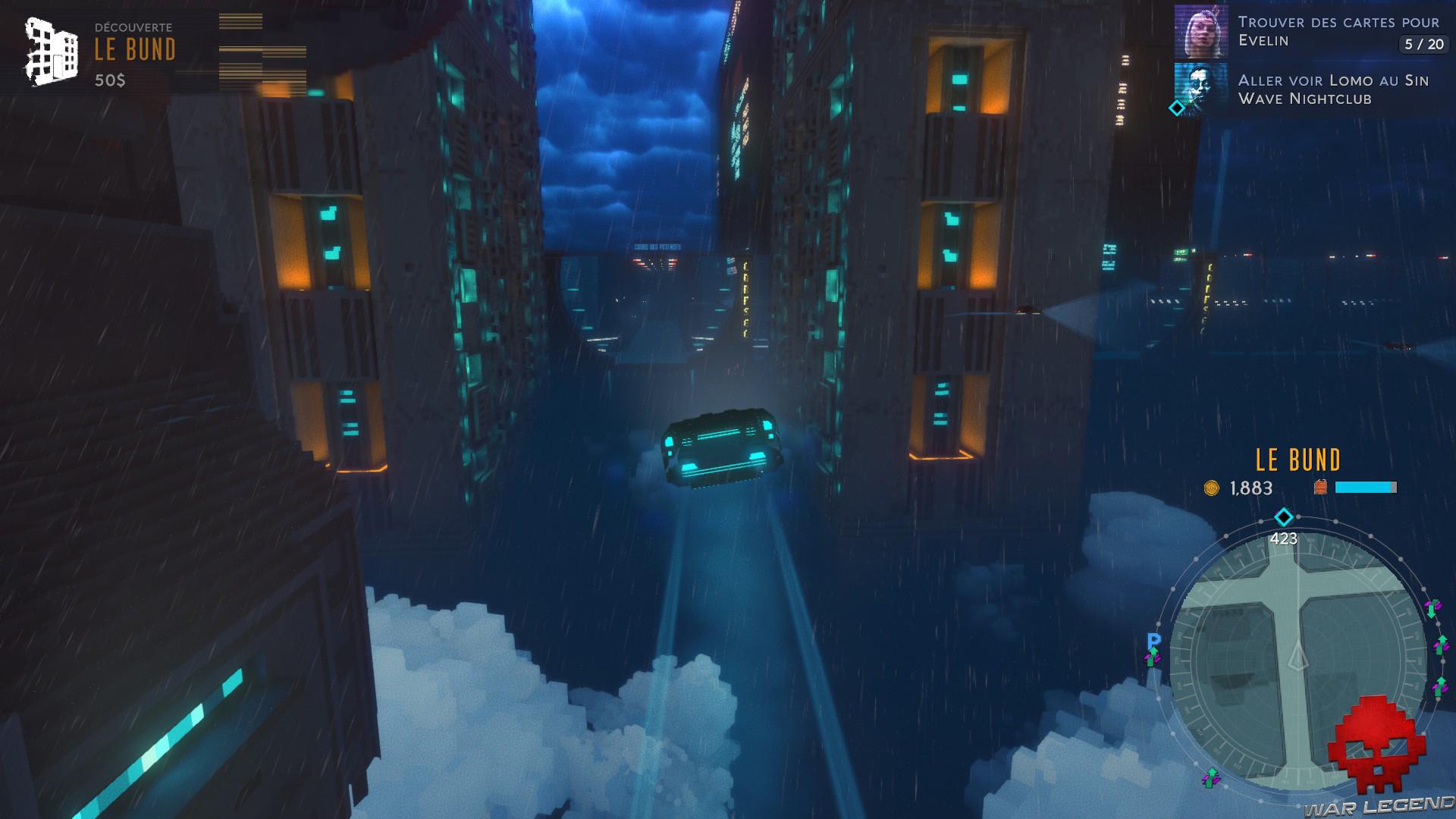 cloudpunk image