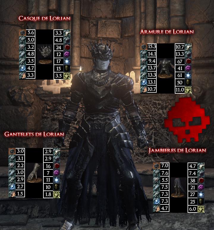 Lorian Dark Souls III WAR LEGEND copie