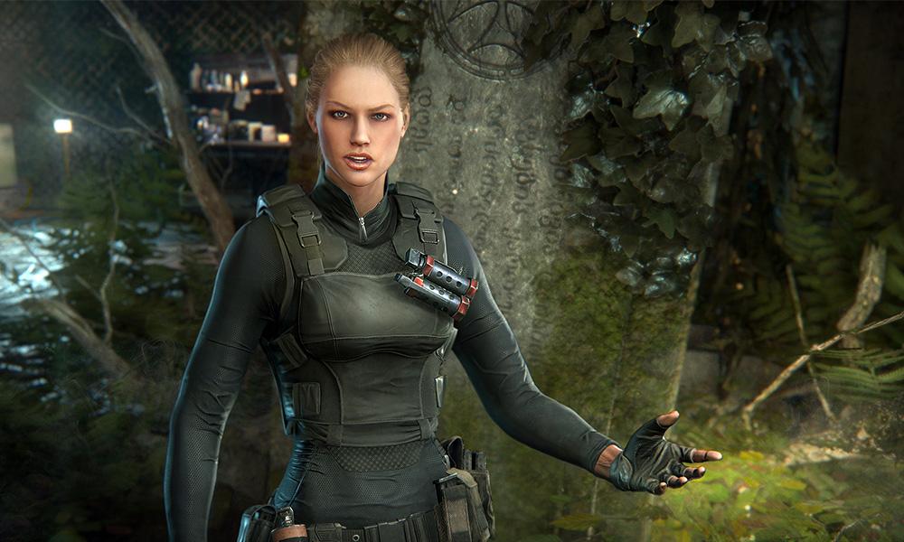 Aperçu Sniper Ghost Warrior 3 femme soldat