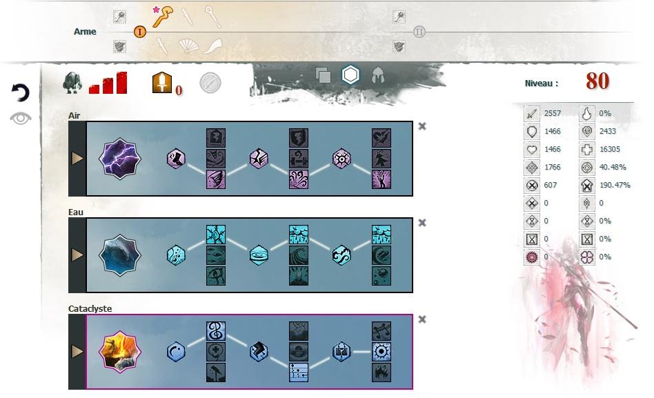 Build Elementaliste Baton Gw Mcm