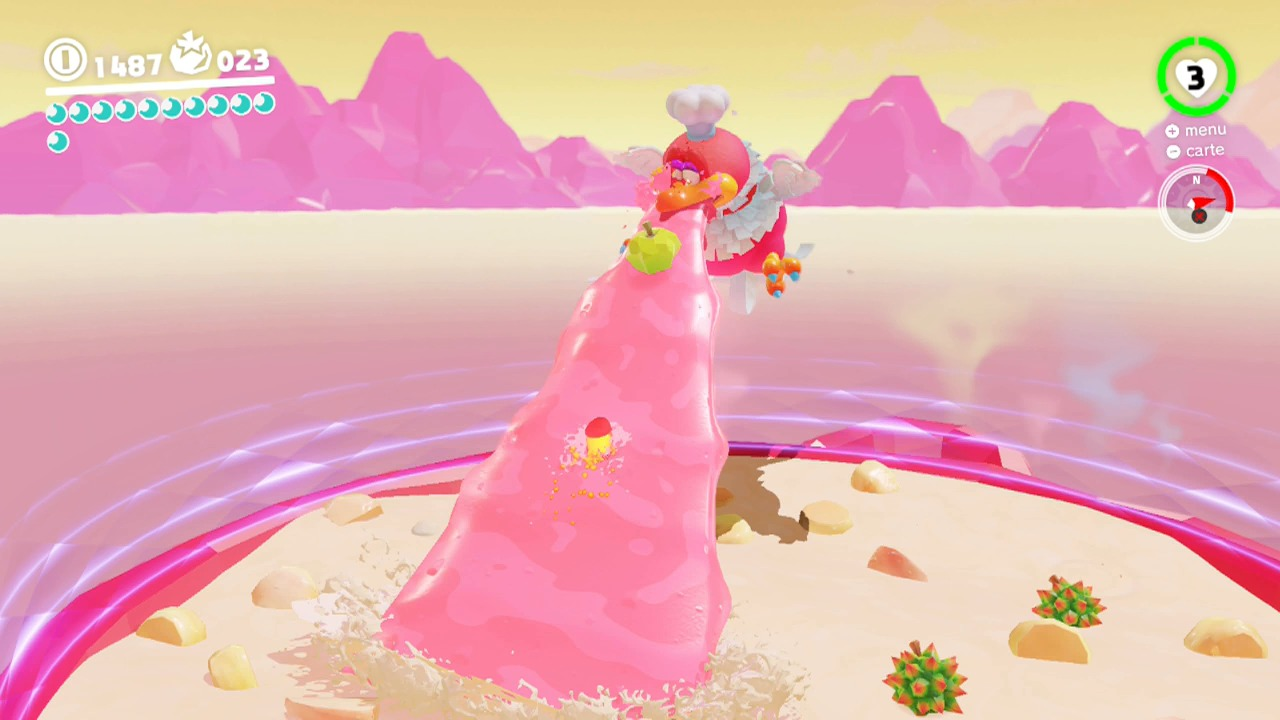 Soluce Super Mario Odyssey Les Lunes Pays De La Cuisine