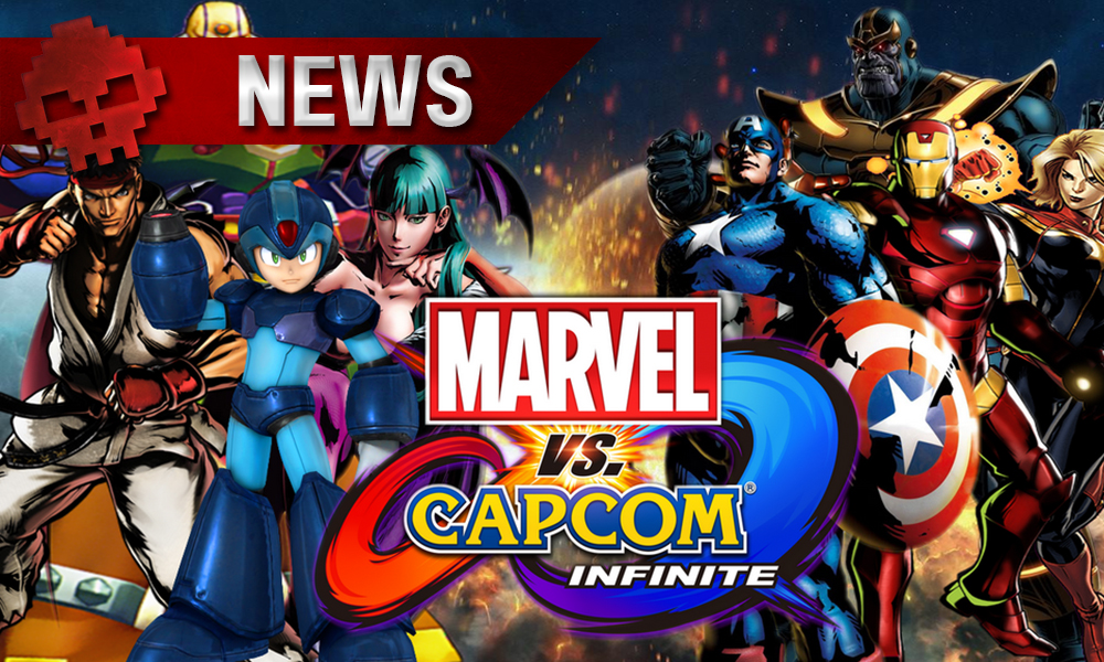 Une démo de Marvel Vs Capcom: Infinite est disponible