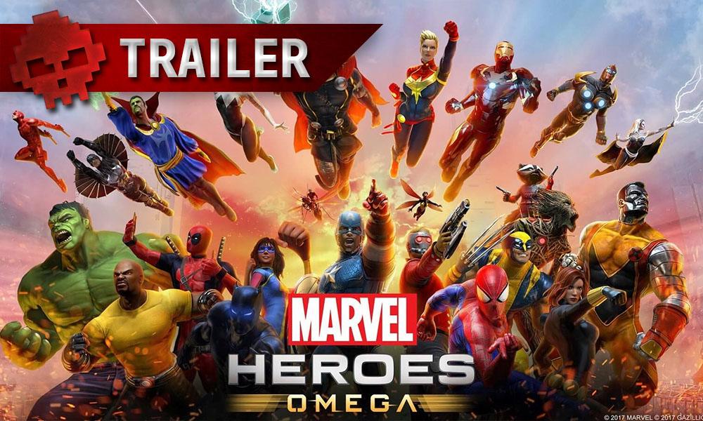 Marvel Heroes Omega - Les super-héros arrivent bientôt sur consoles