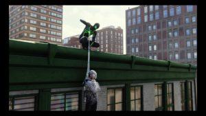 Spider-Man entoile un ennemi