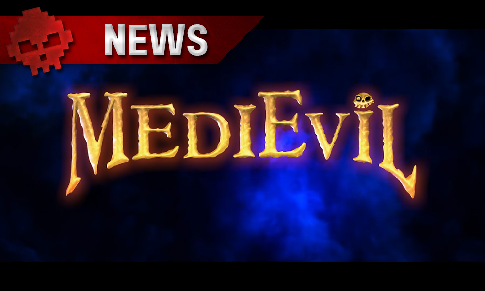 Logo MediEvil Remaster