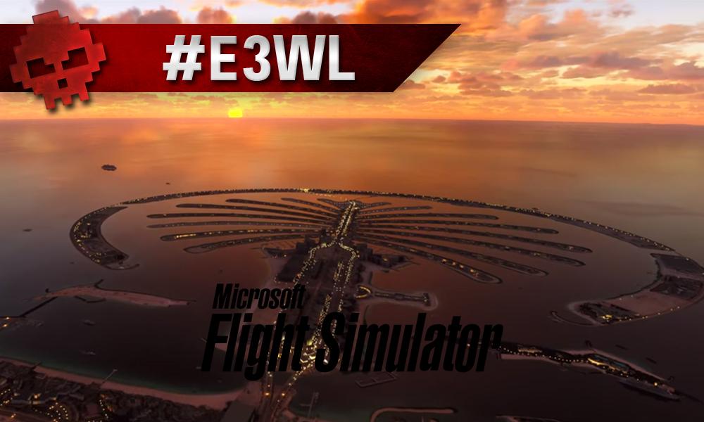 Vignette Microsoft Flight Simulator