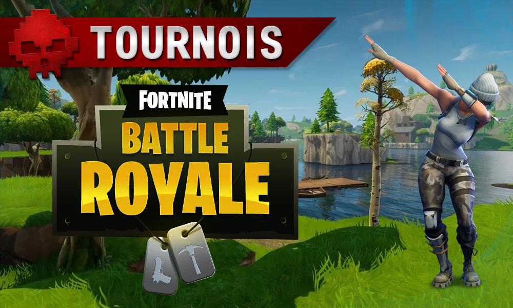 tournoi fortnite