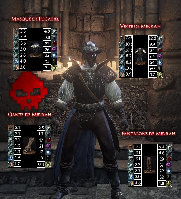 Mirrah Dark Souls III WAR LEGEND copie
