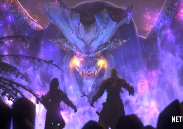 Monster Hunter_ Legends of the Guild Official Trailer Netflix