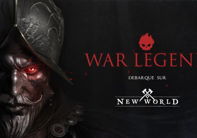War Legend débarque sur New World