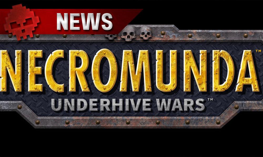 Necromunda: Underhive Wars Logo