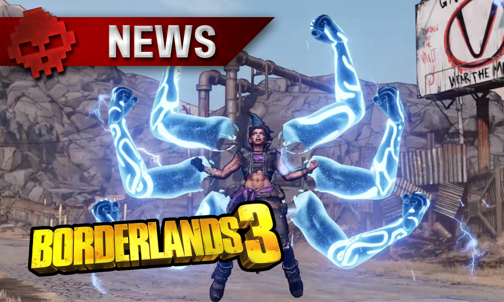 vignette news borderlands 3