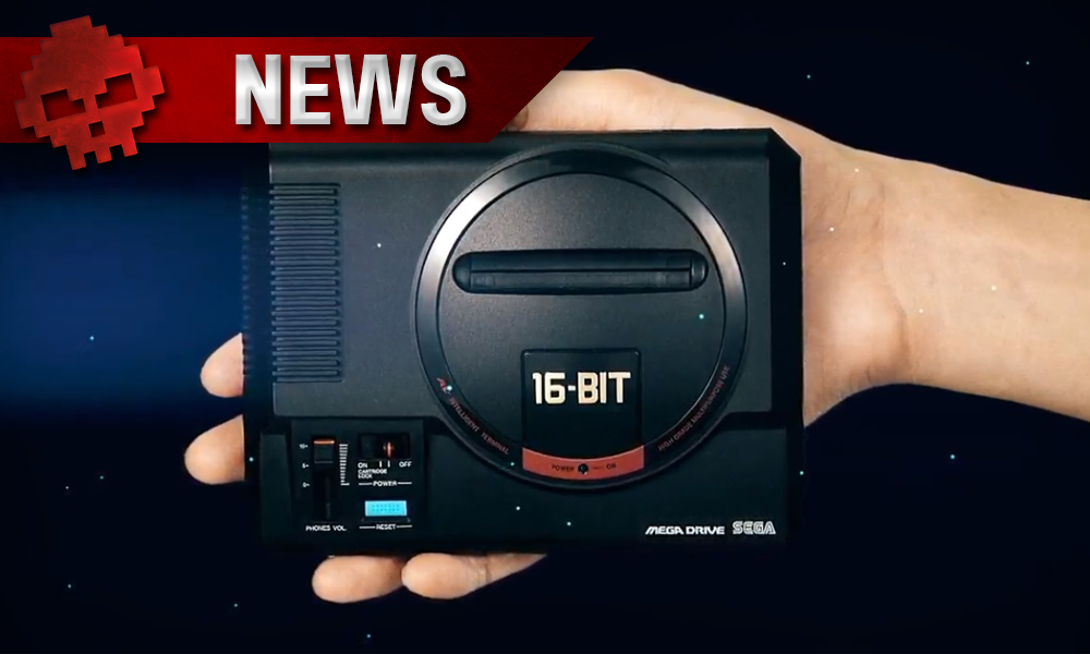 vignette news mega drive mini