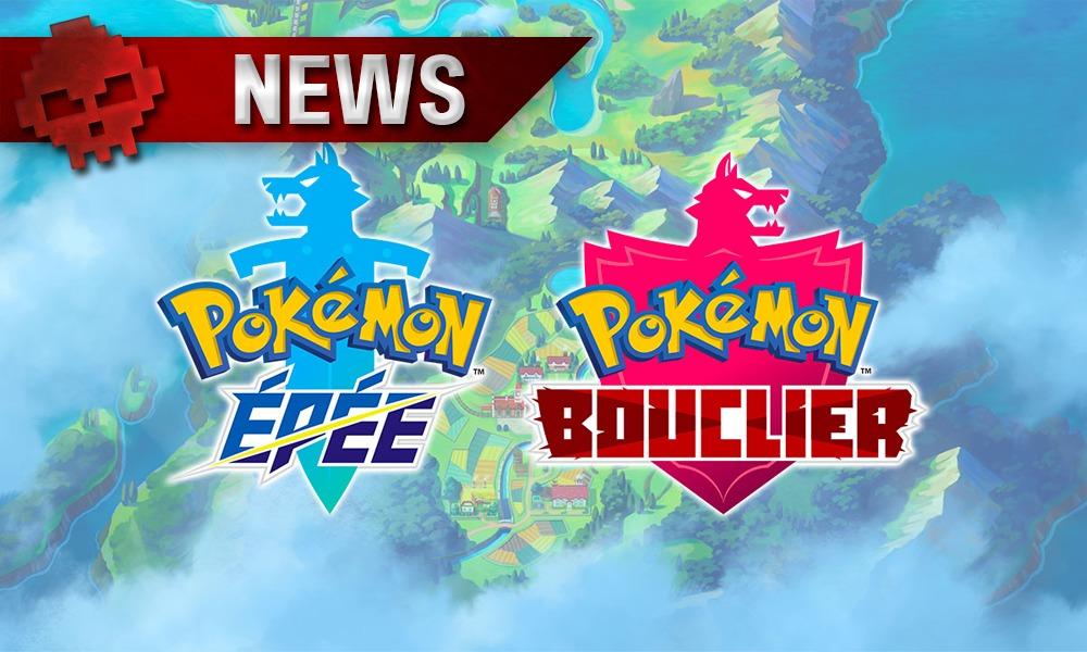 vignette news pokémon épée/bouclier