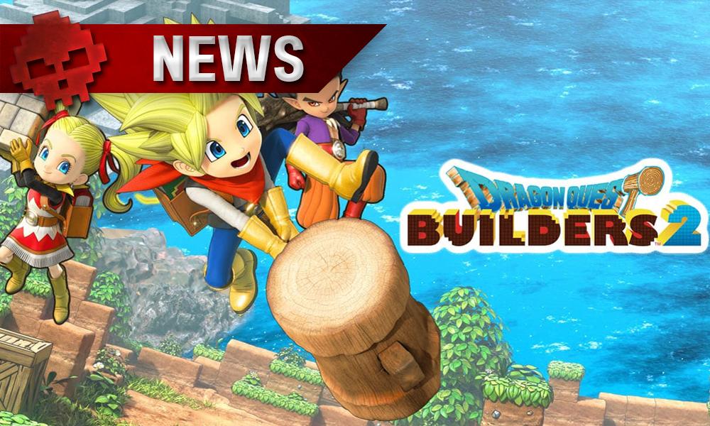 News dragon quest builders 2 steam