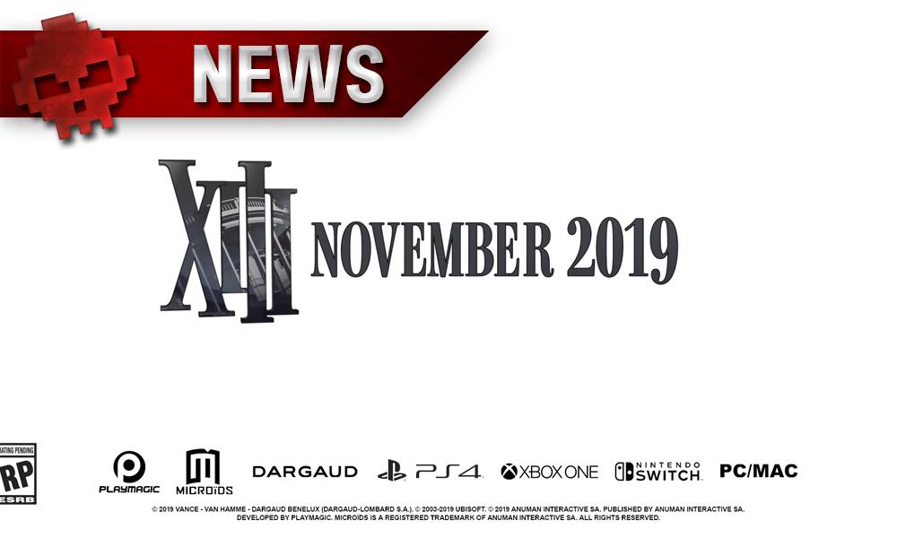 vignette news remake XIII
