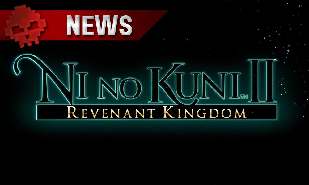 Ni no Kuni II: Revenant Kingdom - Du multijoueur en ligne sera présent - Logo