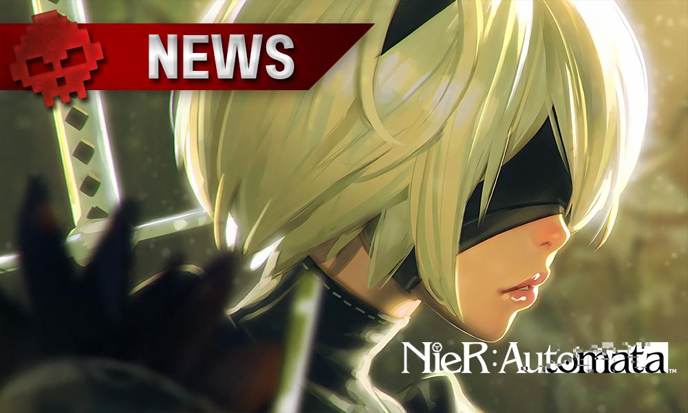 NieR: Automata - 60 IPS sur PS4 Pro portrait personnage principal