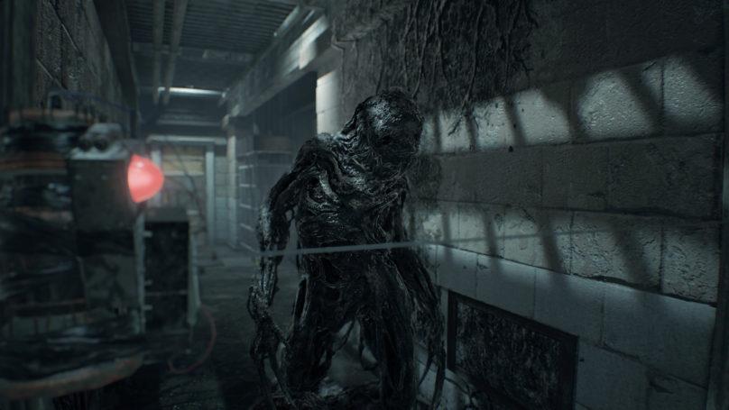 Resident Evil 7 - monstre