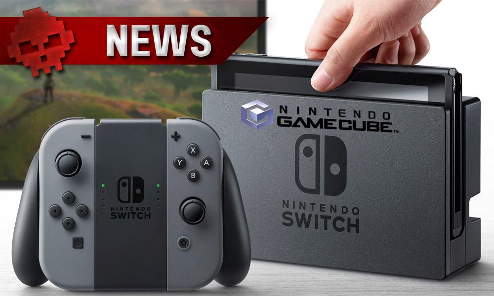 Nintendo Switch - Des jeux gratuits inclus dans l'abonnement en ligne Console