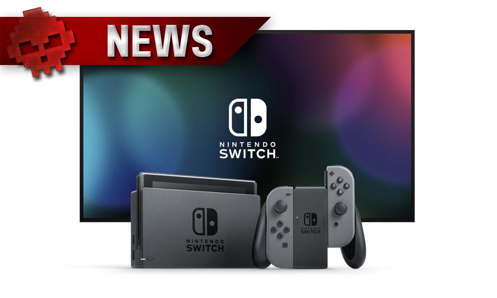 Nintendo espère vendre autant de Nintendo Switch que de Wii