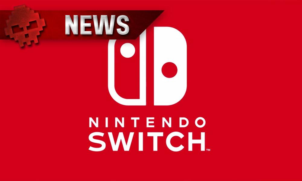 Nintendo affirme que le manque de Switch n'est pas une tactique commerciale - Logo