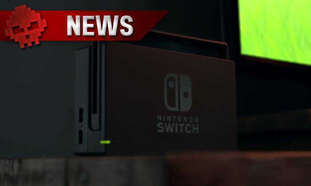 Nintendo NX se dévoile War Legend